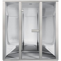 SteamMed Acrylic Steam Rooms