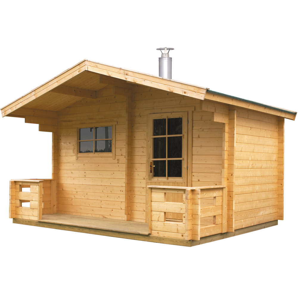 Outdoor and Garden Saunas