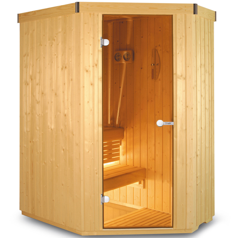 Traditional Finnish Steam Saunas