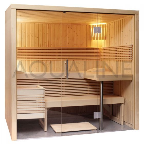 Sentiotec Panorama Sauna (Small)