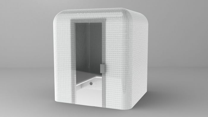 Harvia Cubo Steam Room