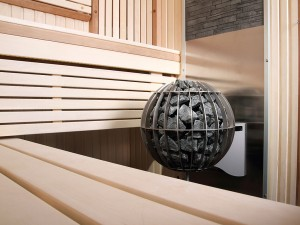 Harvia Globe Heater