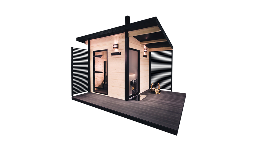 Harvia 'Solide' Sauna range arrives in the UK!