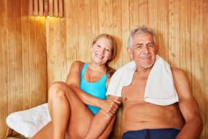 Use a Sauna, Raise your Body Temperature, Activate your Immune System